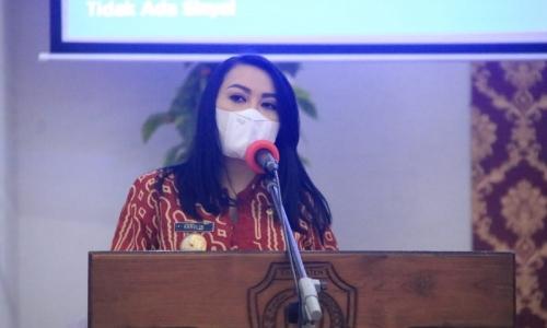 Karolin Ingatkan Pendamping Desa Ikuti Program Prioritas