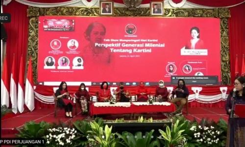 """Talk Show """"Perspektif Generasi Milenial Tentang Kartini"""""""