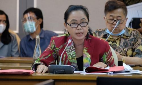 MY Esti Lantang Usulkan Badan Khusus Percepatan Papua