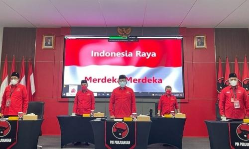 Pembukaan Training of Trainer Kader Madya PDI Perjuangan