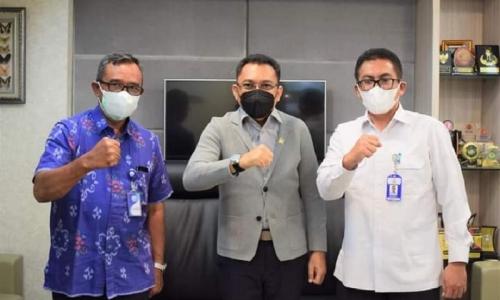 Temui KKP, Ansy Tuntaskan Kuliah Gratis Putra Putri NTT