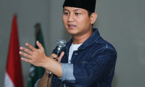 Gus Ipin Tantang Milenial Isi 5.000 Kuota Wirausaha Start Up
