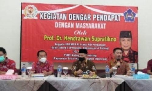 Silaturahmi Warga Tionghoa, Hendrawan Tekankan Kebersamaan