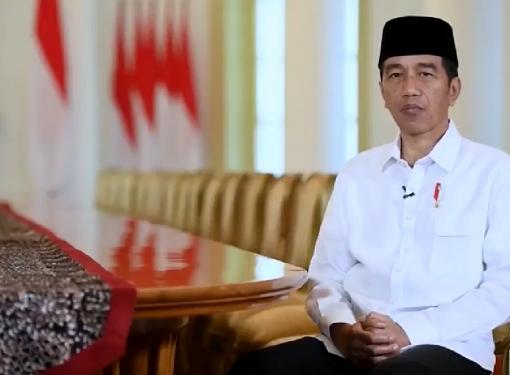 Pesan Presiden dalam Menjalani Ibadah Puasa Ramadhan 1439 H