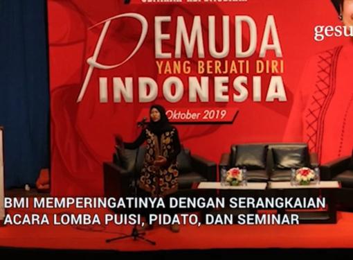 Banteng Muda Indonesia Peringati Hari Sumpah Pemuda