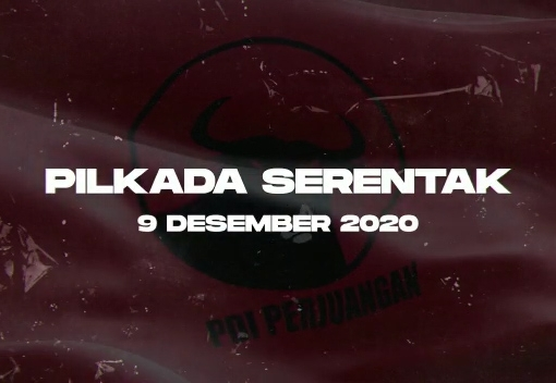 Pilkada Serentak, Pilih Kepala Daerah dari PDI Perjuangan!