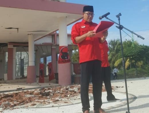 Peringatan HUT ke-73 RI di Lombok Utara, Raden Berpesan Ini