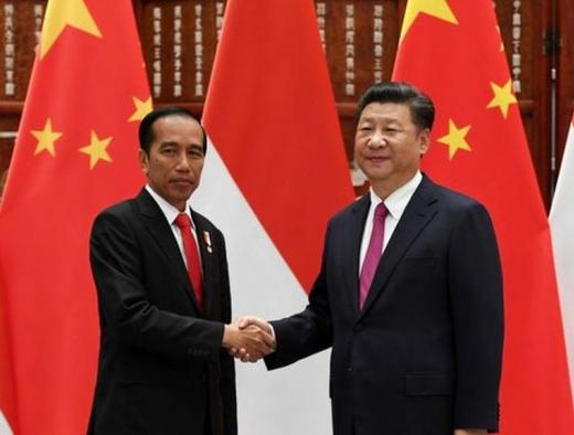 Presiden Bahas Perdagangan-Ekonomi Digital dengan Xi Jinping