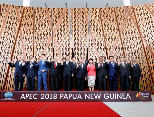 Presiden Jokowi Hadiri Pertemuan Dewan Bisnis APEC