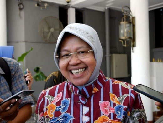 Risma Minta Pelajar Surabaya Aktif di Ekstra Kurikuler
