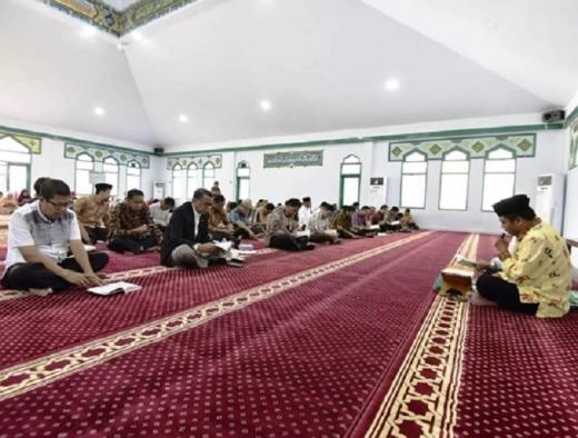Nurdin: Program Jumat Ibadah Membentukan Karakter & Akhlak