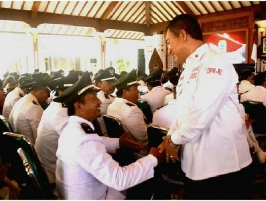 Imam Suroso Usung Program Kesra ke Desa-Desa