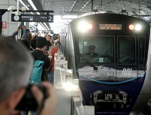 DPRD Masih Bahas Subsidi MRT Meski Tarif Sudah Diketok