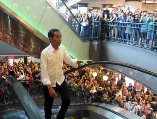 Jokowi Kirim Utusan Khusus untuk Bertemu Prabawo