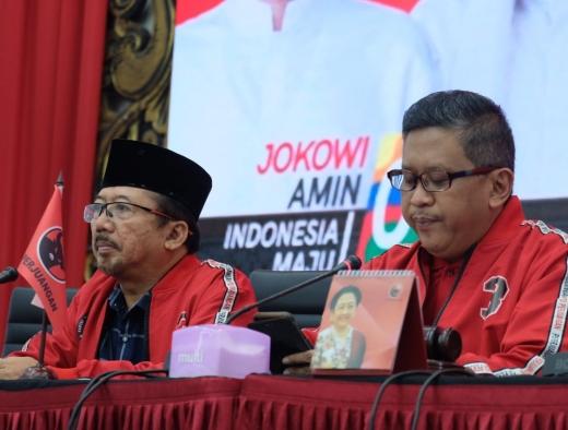 PDI Perjuangan Menangkan Jokowi-Ma