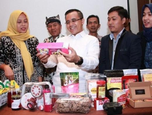 Anas: Kompetisi Startup Pertanian Pacu Regenerasi Agribisnis