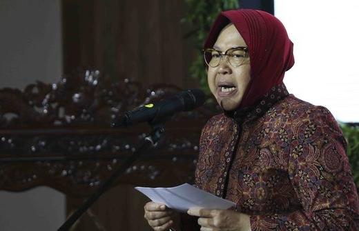 Risma Penuhi Panggilan Kejaksaan Tinggi Jawa Timur