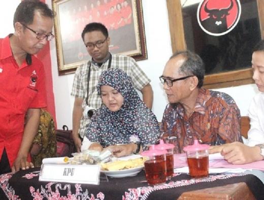 Pemilihan Ketua DPC Bantul dengan Musyawarah, Bukan Voting