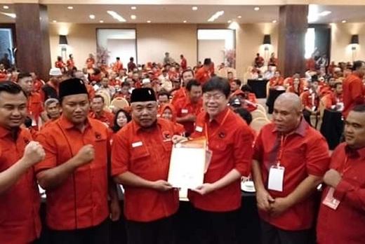PDI Perjuangan Dharmasraya Telah Tentukan Calon Ketua DPRD