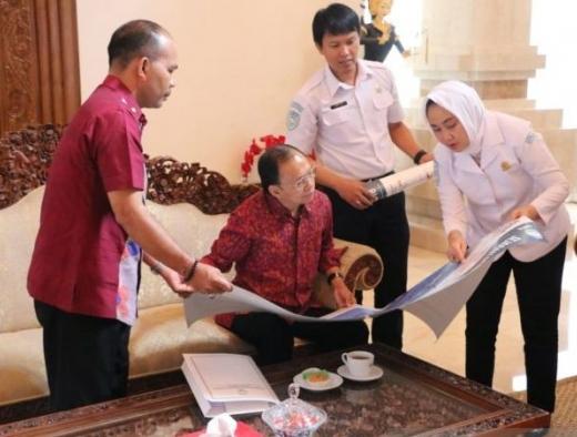 Koster Dukung Sistem Pendeteksi Gempa Bali Setara Jakarta