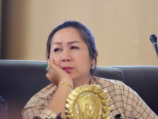 Deisy Soroti Kelangkaan Pupuk di Gorontalo Utara