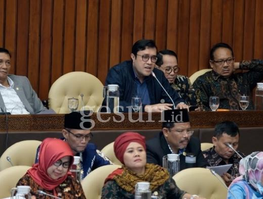 Ono Surono Gugat Kosongnya 151 Jabatan di KKP