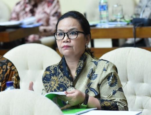 Agustina Dukung Perjuangan Pegiat Pendidikan Non Formal