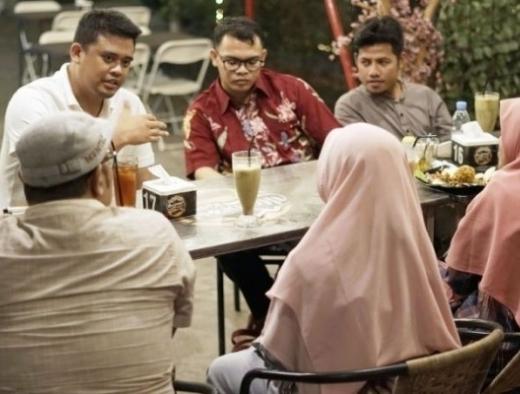 Bobby Nasution Diajak Gerakan Sumut Mengajar Kolaborasi