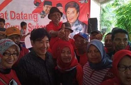 Sosialisasi Beasiswa PIP, Perjuangan Guruh Soekarnoputra