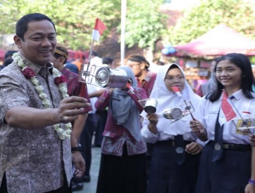 Pilkada Semarang, Hendi Dapat Dukungan Nasdem & Golkar