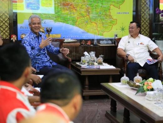 Official Tim PON Jateng Akan Diisi Warga Papua