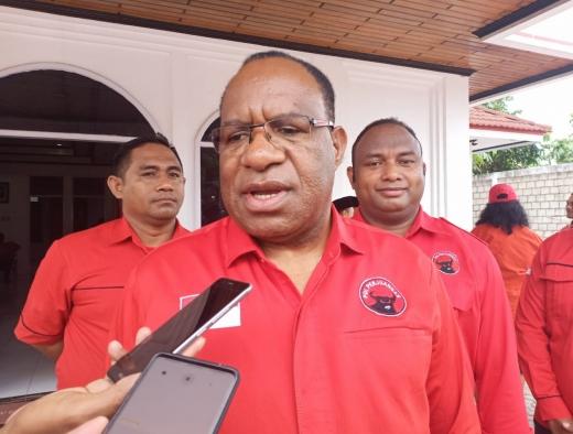Melonjak, PDI Perjuangan Papua Bidik 7 Kemenangan di Pilkada