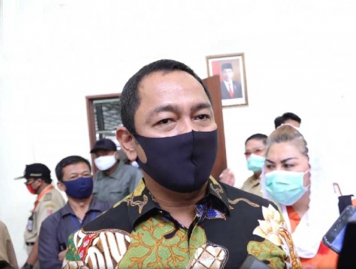Tangkal Corona, Hendi Perpanjang PKM di Kota Semarang