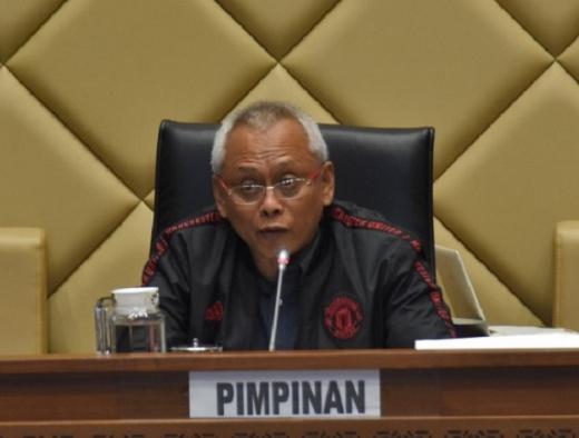 Arief Pastikan Revisi UU Pemilu Terus Tampung Masukan Pakar