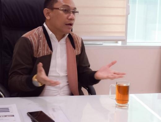 Ansy Soroti Realisasi Anggaran KKP Yang Belum 50%