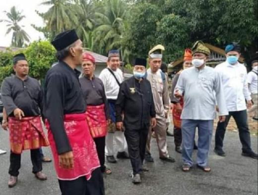 DAMBAAN Damaikan Dua Kerajaan Melayu Setelah Ratusan Tahun