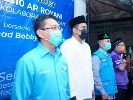 Bobby Nasution Didaulat Jadi Pemimpin Pejuang Al-Qur
