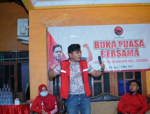 PDI Perjuangan Subang Optimistis Menangkan Pemilu 2024