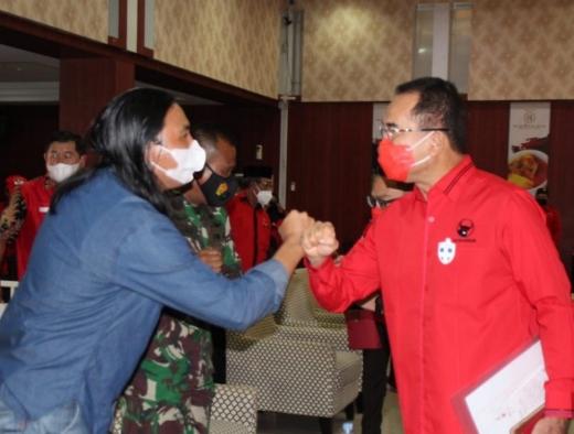Rudi Ajak LDII Jadi Pelopor Penerapan 4 Pilar Kebangsaan