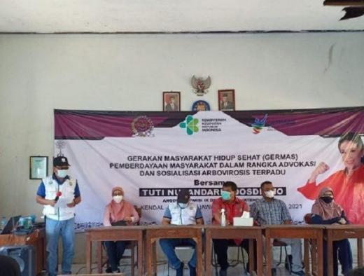 Suyuti Sosialisasi Arbovirosis & Pentingnya Hidup Sehat