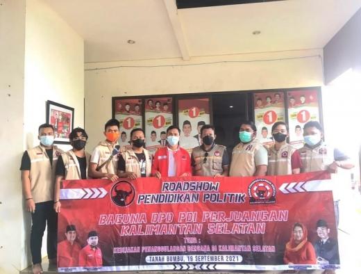 BAGUNA Roadshow Pendidikan Politik, Ini Harapan Bang Dhin