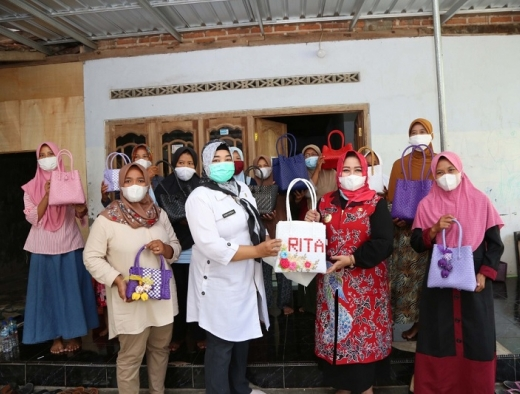 Bunda Rita: Jelang 2 Tahun Pandemi Paksa UMKM Lebih Inovatif
