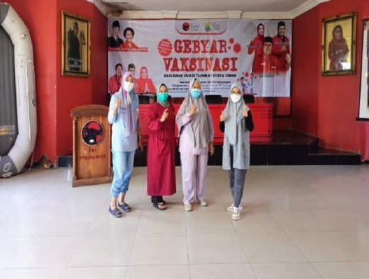 Aula Taufik Kiemas Banteng Karawang Siap Gelar Vaksinasi