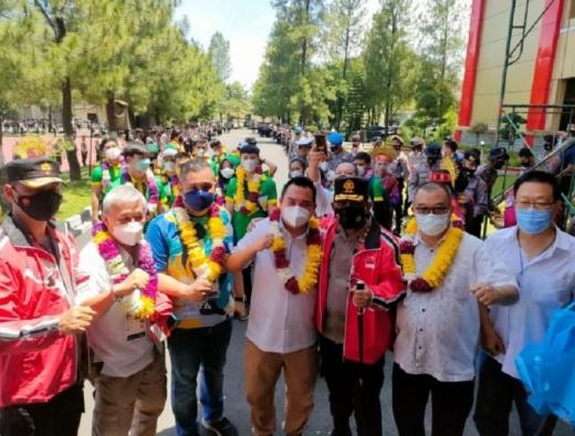 PON XXI Sumut-Aceh, Legislator Minta Gubsu Siapkan Strategi