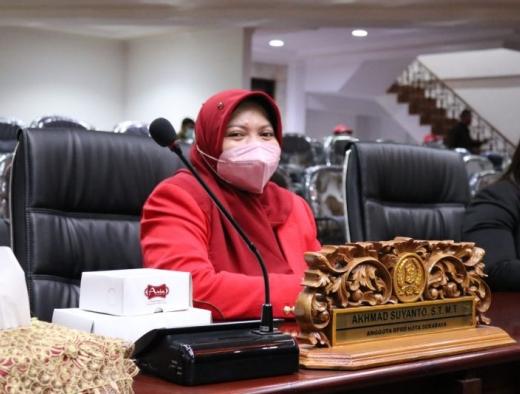 Khusnul Usukan Kenaikan Honor Modin di Kota Surabaya