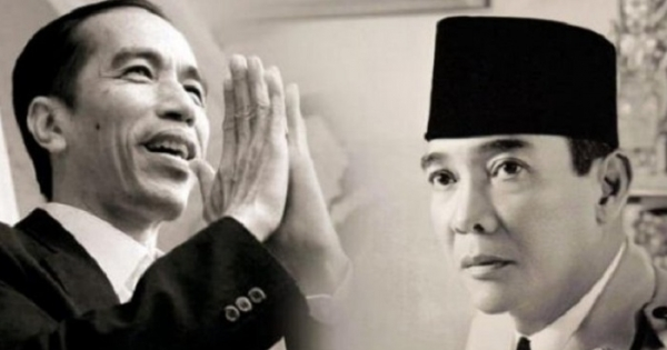 21 Juni Bung Karno Wafat Jokowi Lahir