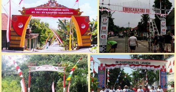 Hut Ri Ke 74 Mendagri Inisiasi Festival Gapura Cinta Negeri