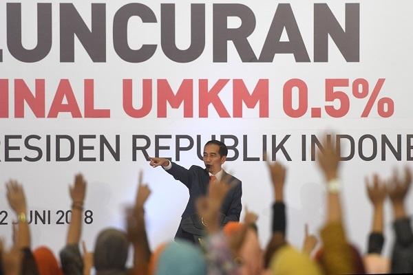Jokowi Inginkan Kemudahan Izin Usaha dan Pinjaman Bank