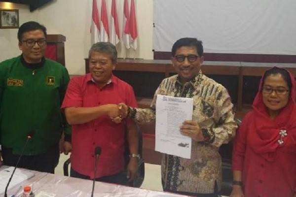 Timses Jatim Buka Rekening Dana Kampanye Jokowi-Ma'ruf Amin
