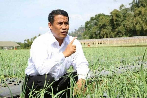 Mindo: Mentan Amran Telah Menjaga Baik Produksi Pangan